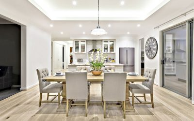 Does Your Cooking Style Influence Your Dining Room Decorating Style?