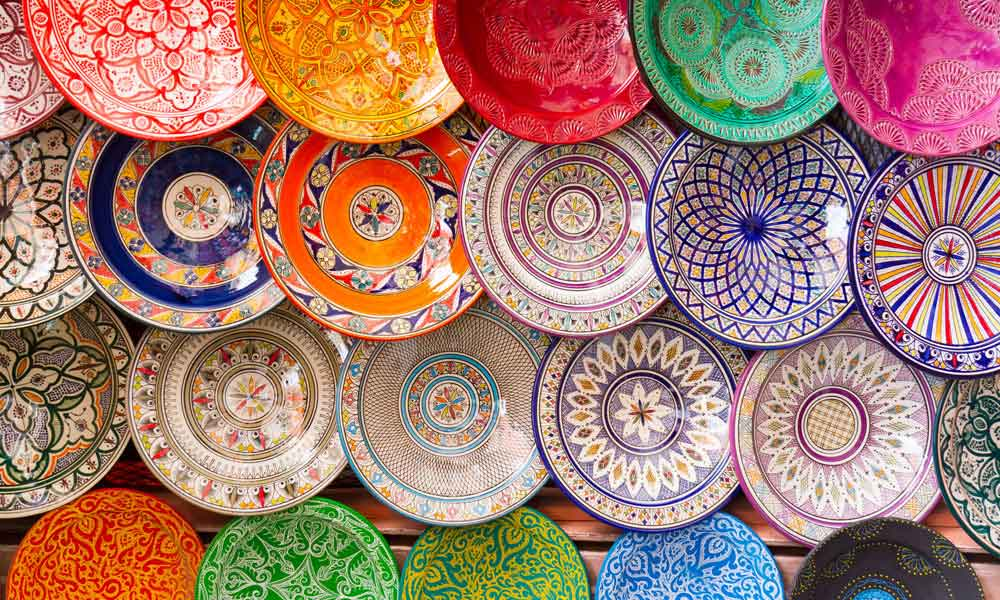 Creating a Moroccan Vibe in Your Home