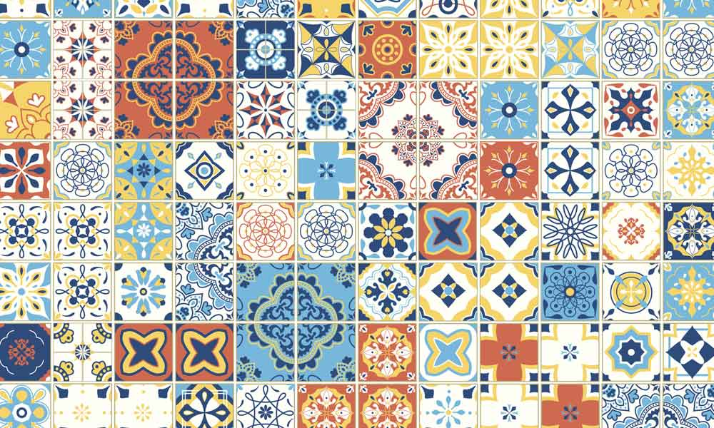 Do you love Moroccan Tiles? – Why you should get them in Vinyl!