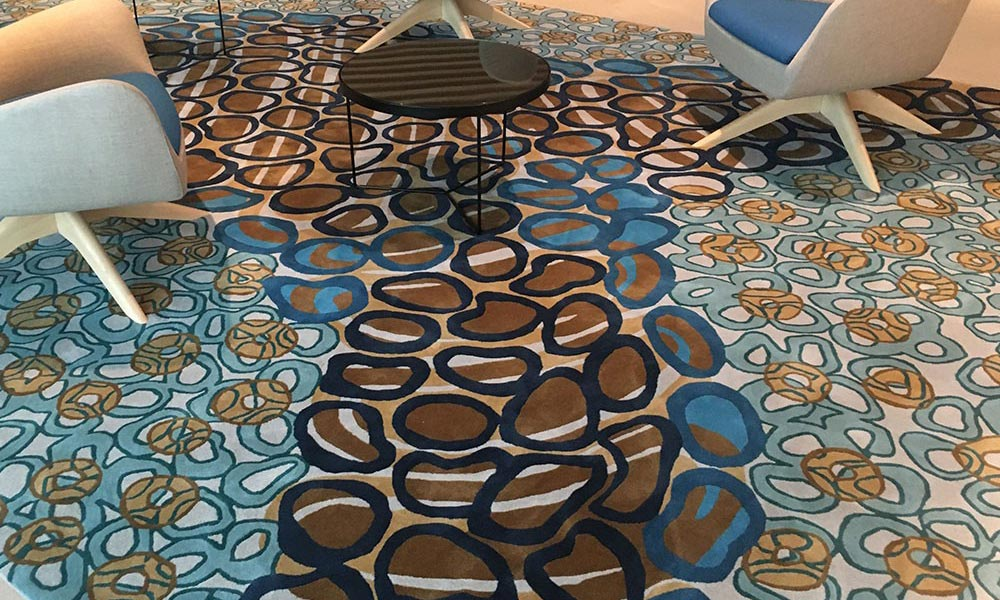 Did You Know You Could Design Your Carpet?