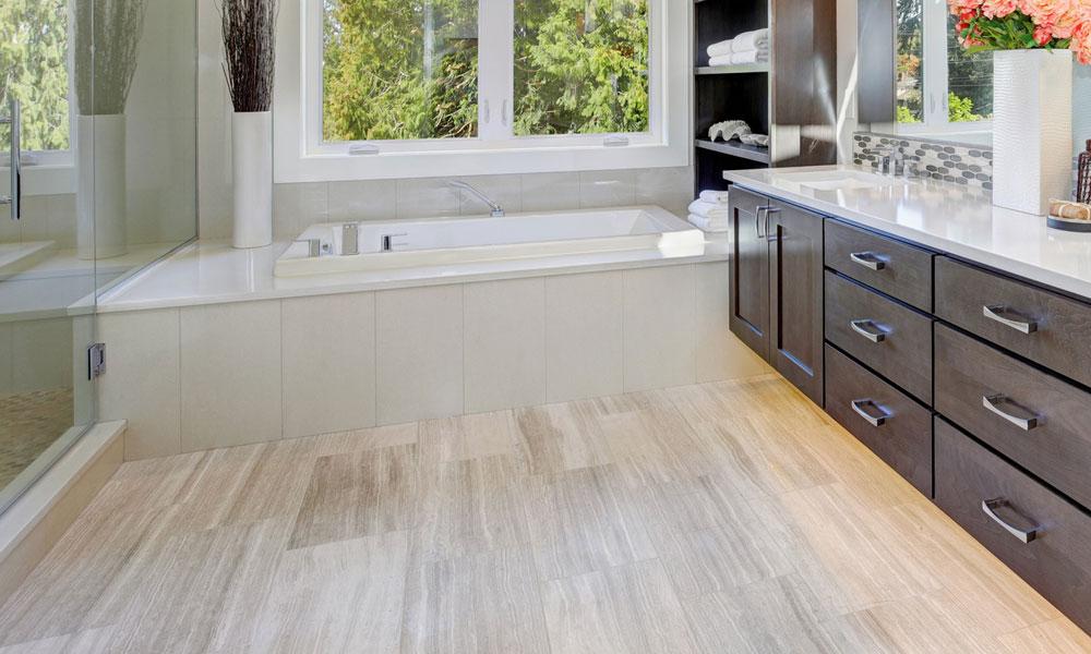 How to Choose a Bathroom Floor