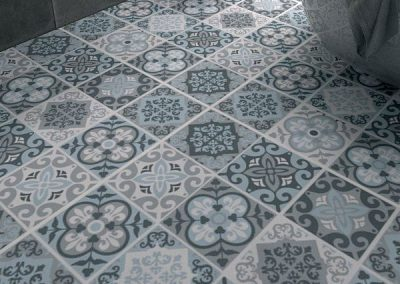Bathroom Flooring Inspiration Image 1