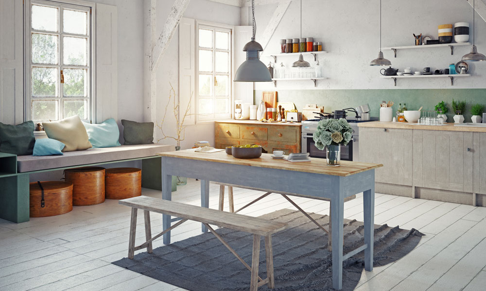 How to Add Country Chic to Your Home with Flooring