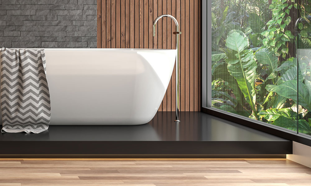 Why Choose Laminate Flooring for the Bathroom?