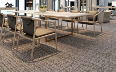 Why Carpet Tiles are Perfect for a Commercial Space
