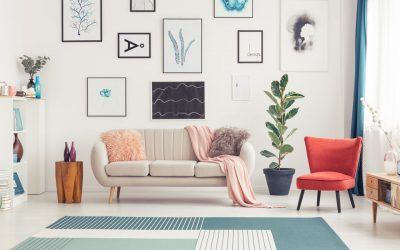 Rugs Can Add Colour to Any Room