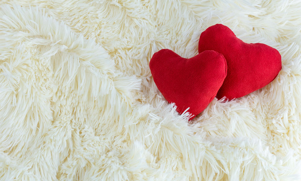 Carpets Durham | Red for Romance - Carpet Ideas for Valentine's Day