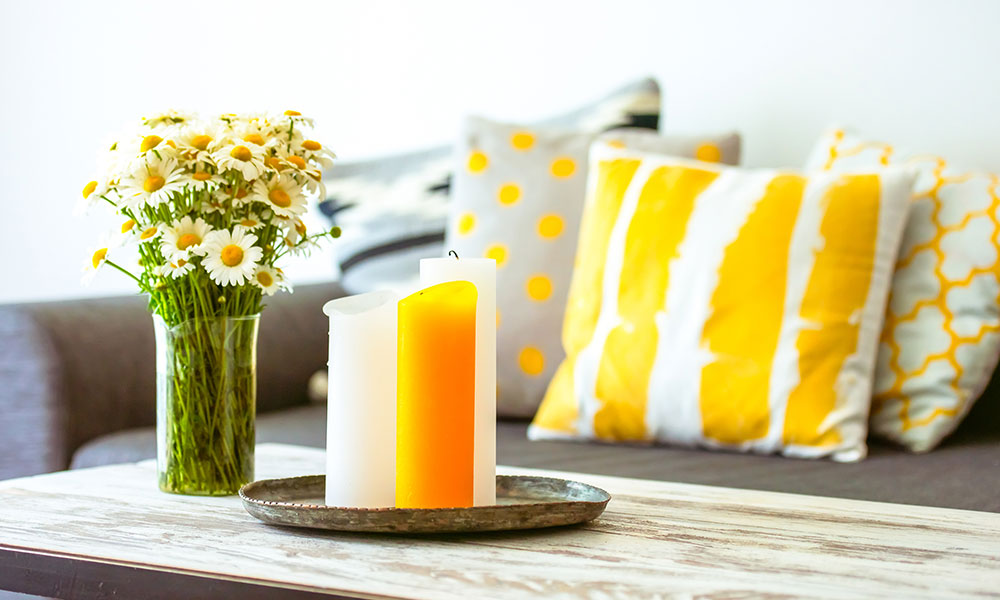 flooring newcastle Colour Inspiration How to decorate your home with Yellow!
