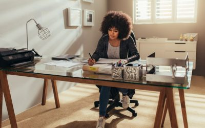 Style Your Home to Help Working-From-Home Productivity