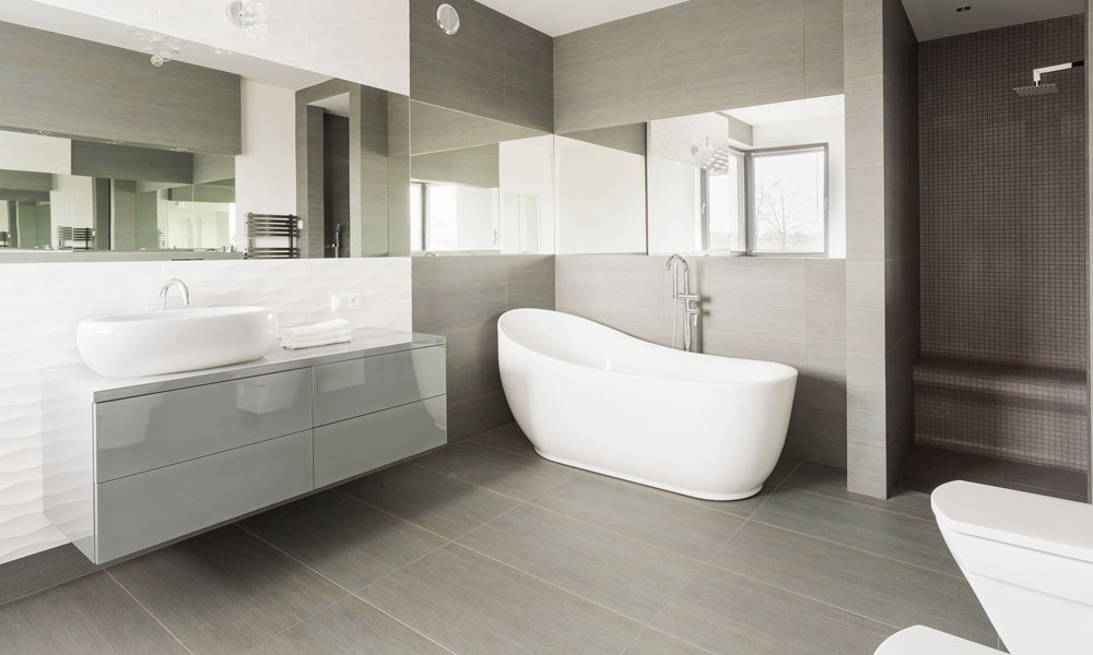 Flooring Newcastle What is the Best Cheap Flooring for Bathrooms Blog Image