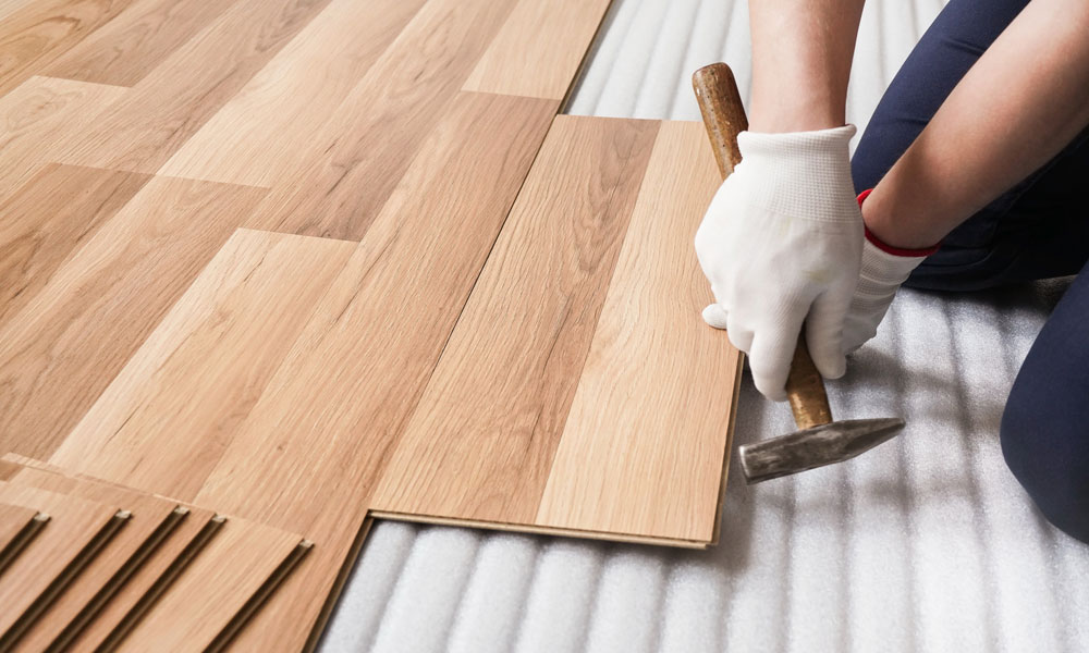 Laminate Flooring Newcastle How To Choose Flooring As You Grow Older Blog Image