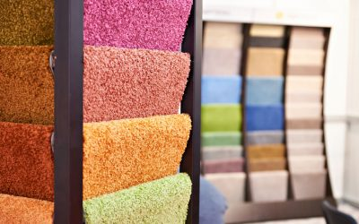 How to use Colourful Carpets in your Home
