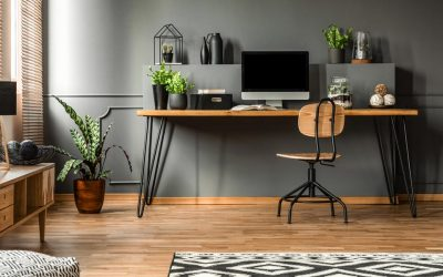 How to Choose Flooring for a Home Office