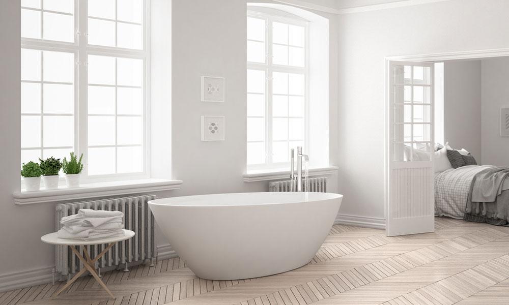 Can I Have Hardwood Flooring in the Bathroom?