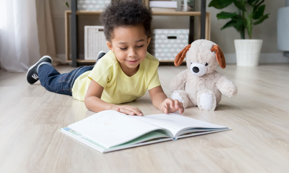 Flooring Choices that can Withstand a Toddler!